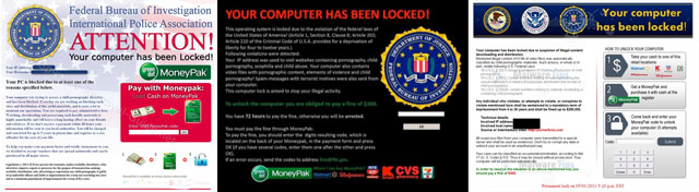 fbi virus examples