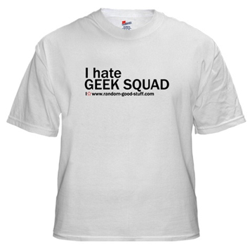 i hate geek squad t shirt